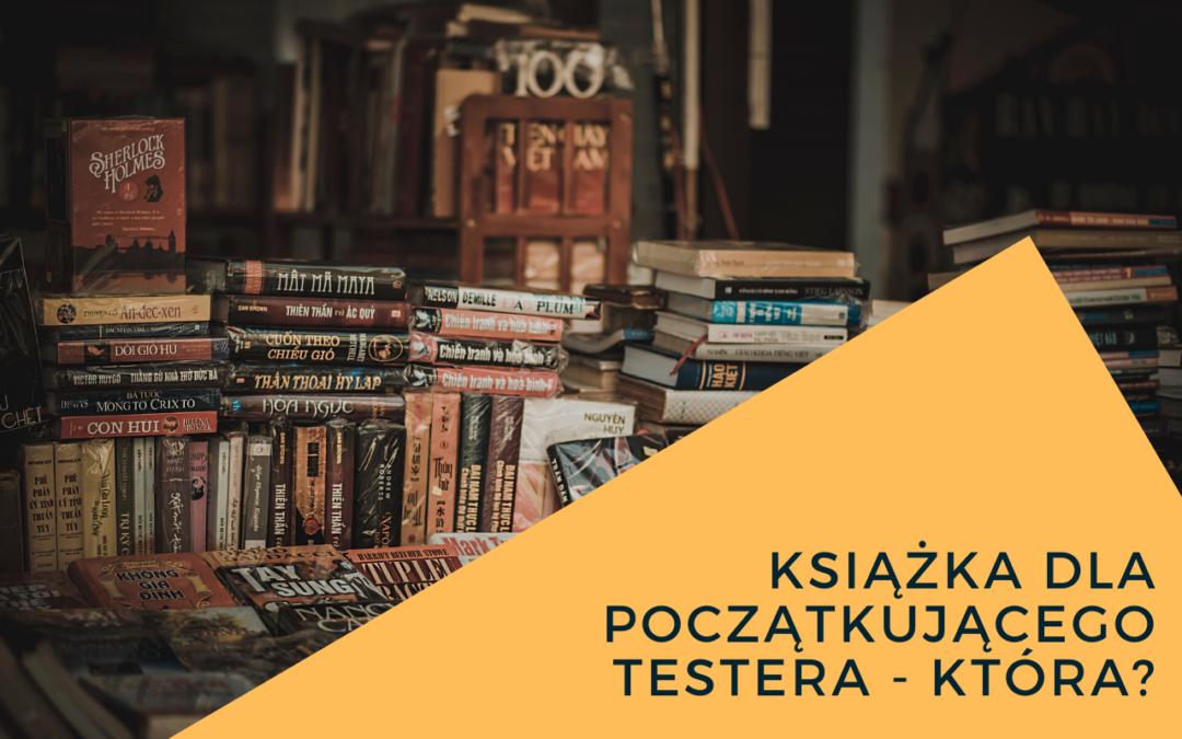 Jaka książka na początek ?